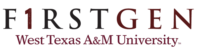 West Texas Firstgen Logo