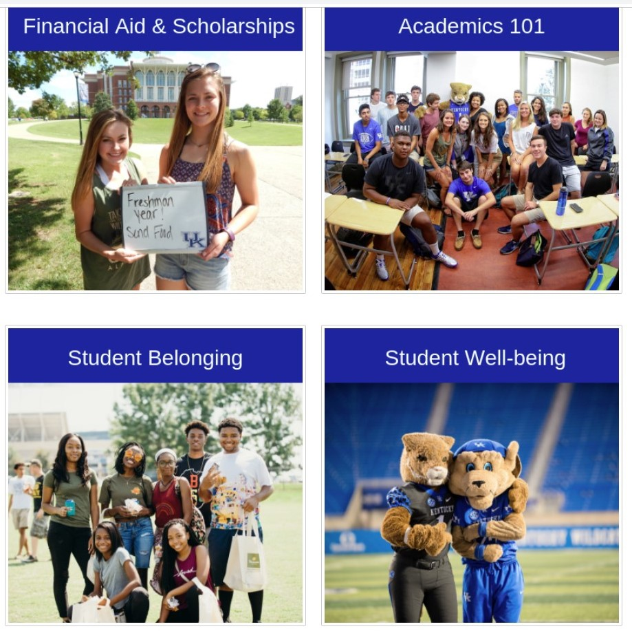 University of Kentucky Parent Programming 2