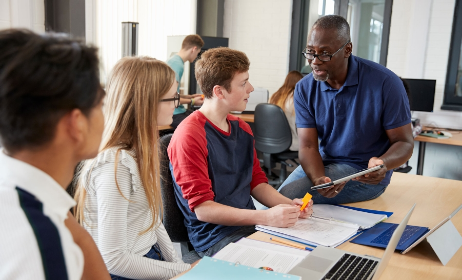 The Role of a Skills Learning Support Program on First