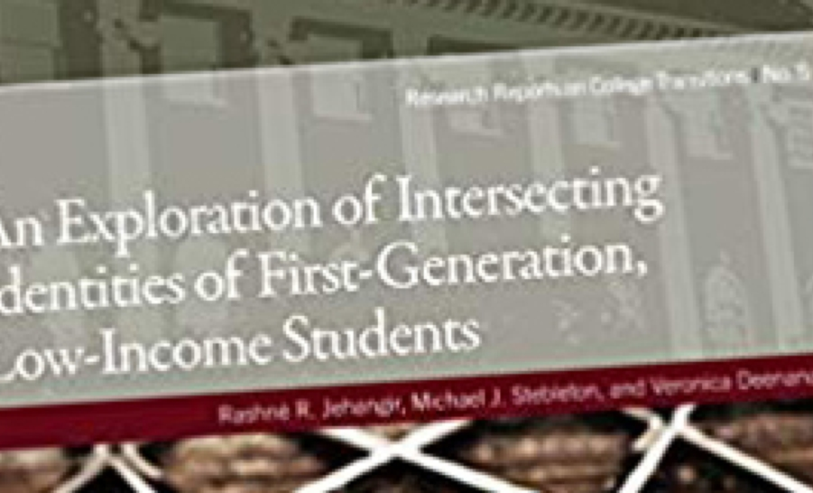 An Exploration of Intersecting Identity and Low-Income Students