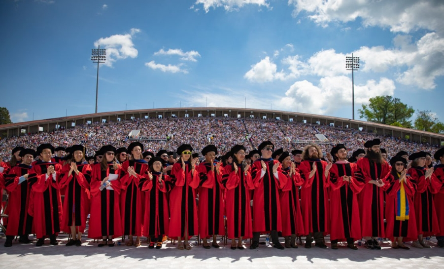 Cornell Commencement