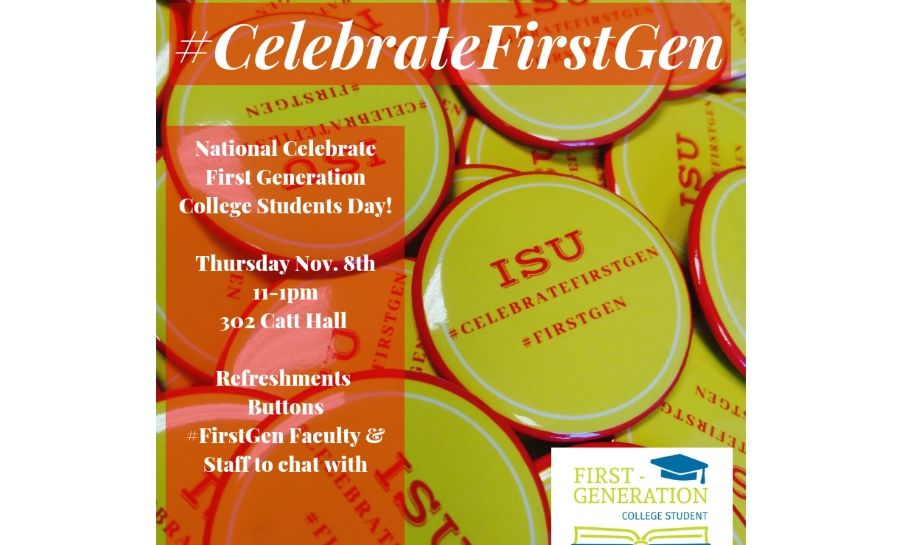 Iowa State University, First-Generation College Celebration