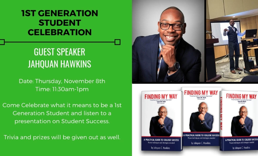 Kishwaukee College First-gen Event