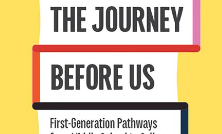 The Journey Before Us Book